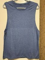 Lululemon Metal Vent Tech Muscle Tank Sz M