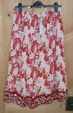 Per Una Full Length Viscose Floral Skirts for Women