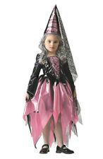 Disguise Thy Wicked Court Girl's Dark Gothic Princess Child Costume Medium 7-8