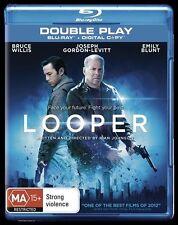 Looper (Blu-ray, 2013, 2-Disc Set)