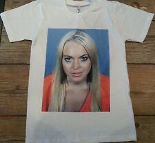 Lindsay Lohan Mugshot T shirt Sm, Med, Lge, XL  Mean Girls