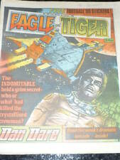 EAGLE & TIGER Comic - No 203 - Date 08/02/1986 UK Paper Comic