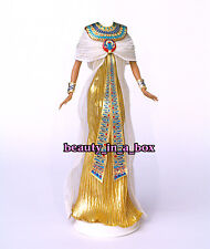 Egyptian Royalty Egypt Cleopatra Ensemble Dress Fashion for Barbie Doll