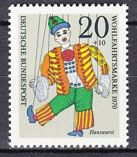 BRD 1970 Mi. Nr. 651 Postfrisch LUXUS!!!