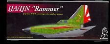 Unicraft Models 1/72 IMPERIAL JAPANESE ARMY & NAVY RAMMER Kamikaze Project