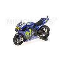 1:12 MiniChamps - 2017 Moto GP - Yamaha YZR-M1 - Movistar Yamaha MotoGP - Rossi