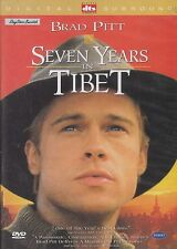 Seven Years in Tibet DVD All Regions NEW Sealed