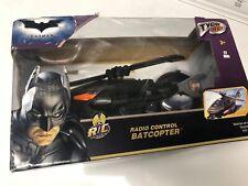 Tyco R/C Batman Batcopter 27MHz BRAND NEW WITH BOX WEAR