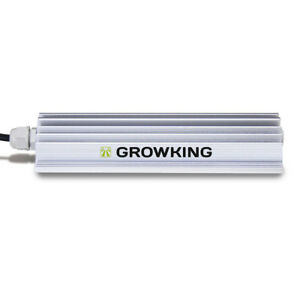 Growking LED Pflanzenlampe Rail 40 Watt Full Spectrum + neue LED Generation
