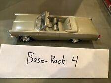 Dealer Promo Model - 1963 PONTIAC BONNEVILLE GREEN  CONVERTIBLE HIGH GRADE