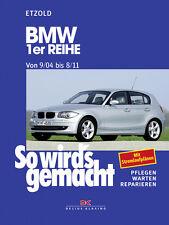 BMW 1er Reihe Jetzt helfe ich mir selbst Reparatur-Handbuch Reparaturbuch Buch