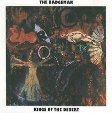 THE BADGEMAN - Kings Of The Desert - CD - 1990