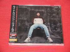 4B 2020 LOUIS TOMLINSON WALLS WITH BONUS TRACKS  JAPAN CD