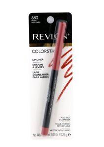 Revlon Colorstay Lipliner With Softflex 680 Blush / 685 Natural