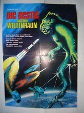 INOSHIRO HONDA/BATTLE IN OUTER SPACE//U23/ german poster