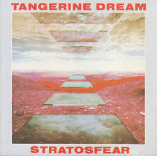 Tangerine Dream: [Made in W. Germany 198?] Stratosfear (Rock)          CD