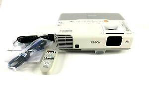 Epson PowerLite 95, XGA 3LCD Classroom Projector Model H383A
