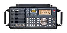 Eton Grundig Satellit 750 Ultimate AM/FM Stereo Shortwave/Aircraft Receiver NIB