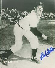 BOB FELLER In-person Signed Photo