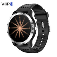 Orginal Vilips Smart Watch Blood Pressure Wristband IP67 Waterproof Smartwatch