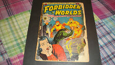 FORBIDDEN WORLDS #2 Giant 52 Page ACG Comic Book