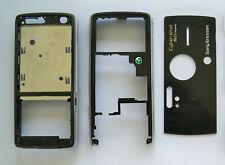 Black Housing cover fascia faceplate facia case for Sony Ericsson K850 K850i