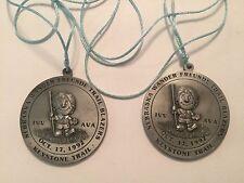 Keystone Trail  Hiking Medallion - Nebraska Wander Freunde Trail Blazers - 1992