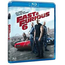 Fast and Furious 6 Blu-ray Film Region B BRAND NEW SEALED