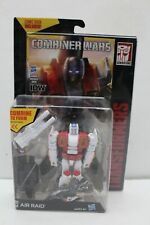 Transformers Combiner Wars Air Raid SEALED CW G1 Generations Superion Hasbro