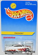 HOT WHEELS LIMITED EDITION PASSION WHITE W+