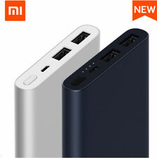 Xiaomi Mi Power Bank 2 10000mAh New 2018 Dual USB Quick Charge External Battery