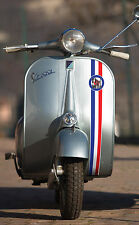 Vespa Lambretta Scooter modelo estilo clásico Delante CARENADO Correa The Who
