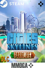 Cities: Skylines - Parklife - Steam Spiel Digital Download PC Online Key - DLC