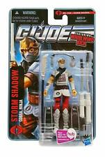 G.I. Joe Pursuit of Cobra (POC) 3.75 Inch Storm Shadow (Cobra Ninja) with Whirlw