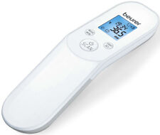 Beurer Fieberthermometer FT 85 Kontaktloses Thermometer Stirnthermometer FT85