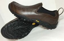 Timberland Earthkeepers MenS Gorham Slip On Shoes Brown Leather SZ 9 Loafers Moc