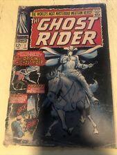 Ghost Rider (Western) #1 1967 1st app Phantom Rider Marvel HTF Rare DC CGC It