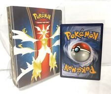 Pokemon TCG Mini Pocket Album Binder Forbidden Light - Holds up to 60 Cards