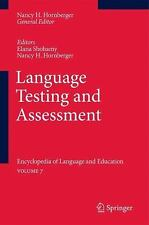 Language Testing and Assessment : Encyclopedia of Language and...