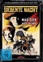 GUY MADISON/ JOAN WELDON/JAMES WHITMORE - DIE SIEBENTE NACHT   DVD NEU