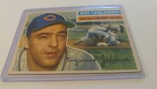 1950 TOPPS # 86 Ray Jablonski EX CONDITION VINTAGE Baseball Card Cincinati