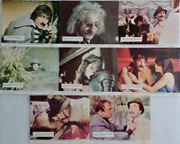 "ORIGINAL 1976 LOBBY CARD SET 10"" x 8"" -PINK PANTHER STRIKES AGAIN- PETER SELLERS"