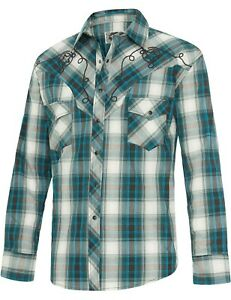 Westernhemd Herrenhemd Country Cowboy Herren Western Westernstyle »Cowra Tobacco