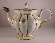 Fürstenberg Brunsviga Streublume große Teekanne mit sehr schönem Dekor