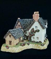 David Winter ~ Benbow'S Farmhouse ~ In The Country Collection ~ Nib ~ Coa ~ 1981