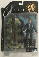 THE X-FILES SERIES 1 AGENT FOX MULDER ACTION FIGURE MIB