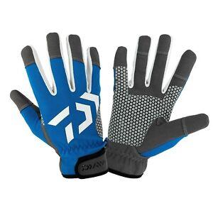 Daiwa Offshore Heavy Duty Fishing Glove Quick Drying Non-Slip