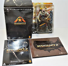 "Resistance 2 Collector Edition ""Chimera Hybrid"" ACTION FIGURE (PS3) NEW + Extra"