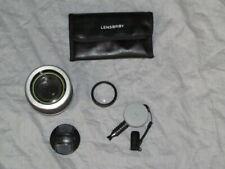 Lensbaby Composer Lbc.086685 Lens w/ Accessories