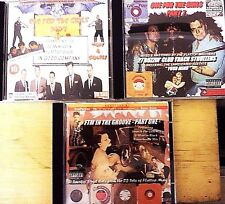 ROCKABILLY CLUB HITS - ONE FOR THE GIRLS FTM - DELETED THREE CDS SONICS - ELVIS